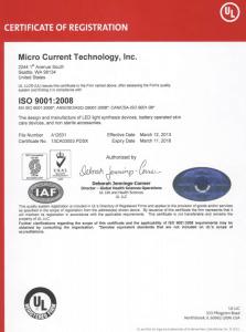 certificate sm