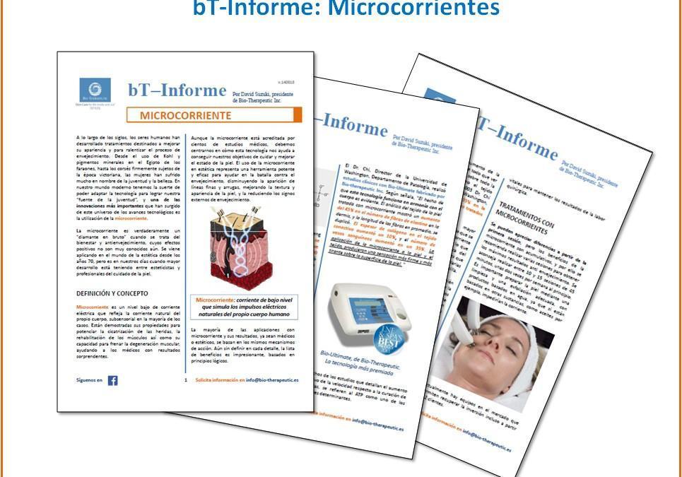Dossier especial: microcorrientes