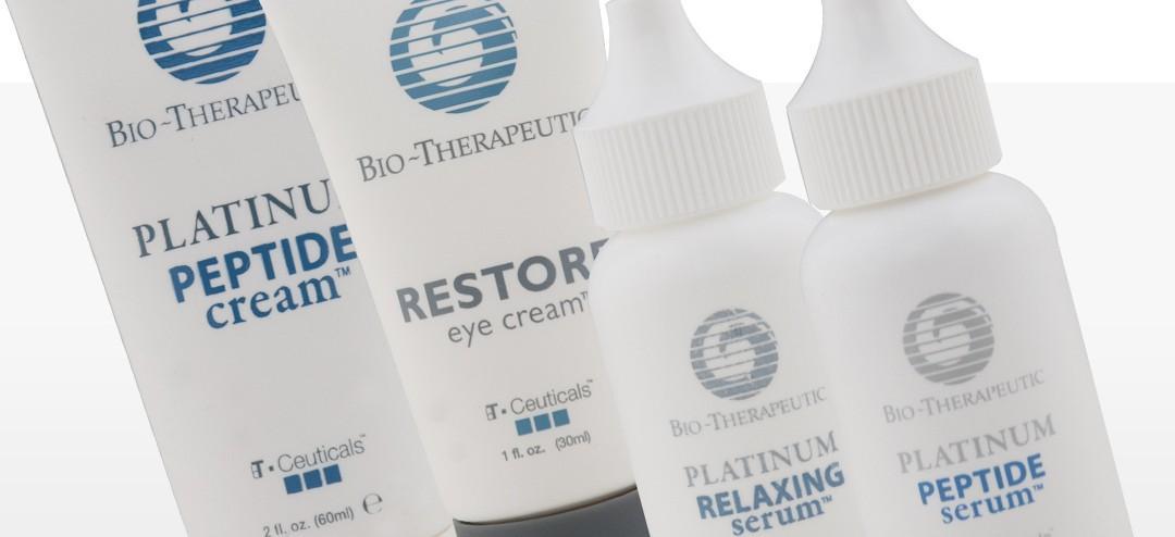 La salud de tu piel…está en manos de los péptidos