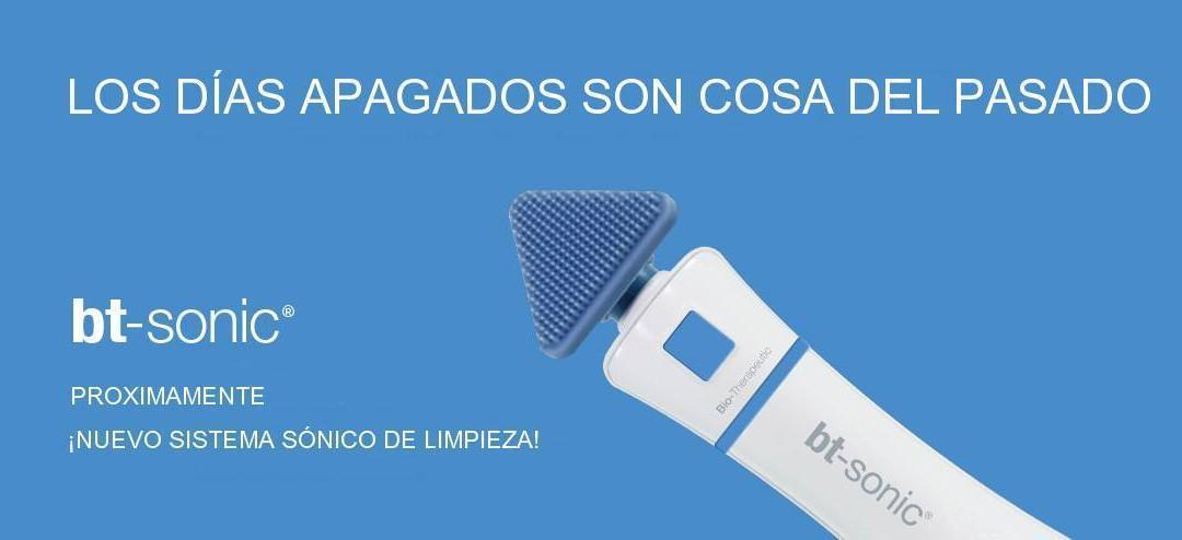 bt-Sonic: nuevo concepto en higiene facial