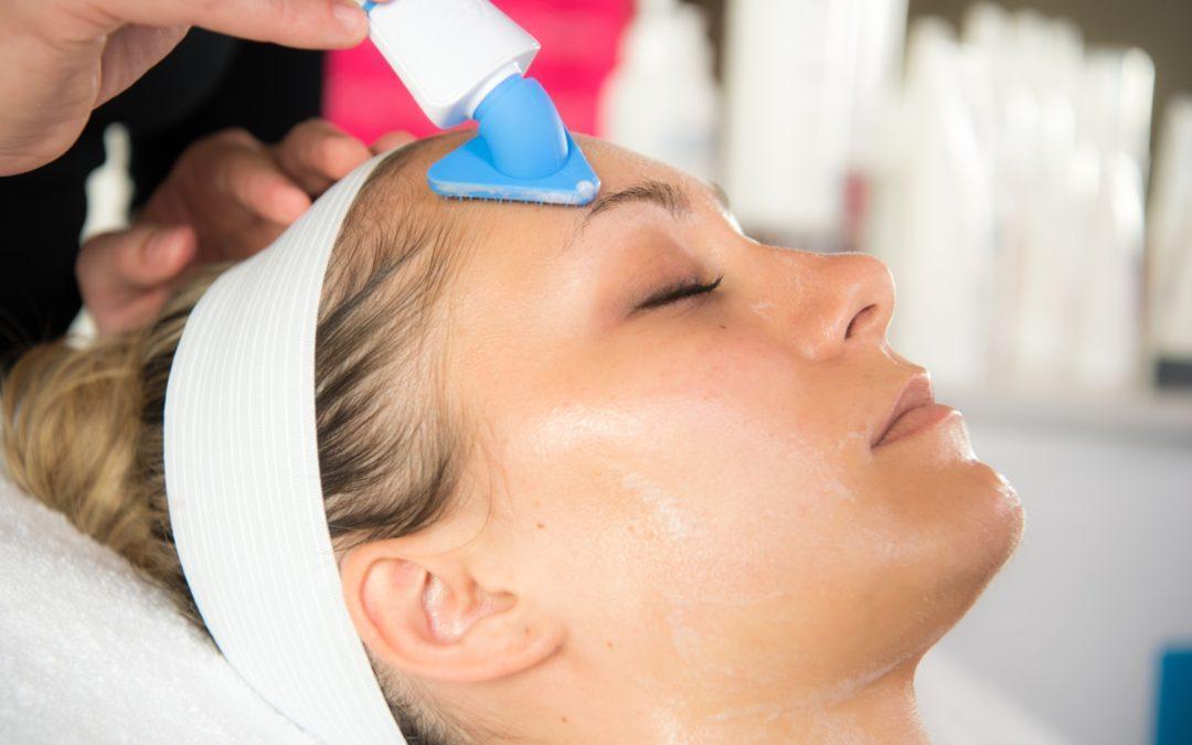Llevando la limpieza facial a otra dimensión