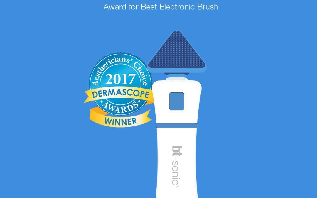 bt-Sonic®, elegido el mejor cepillo de limpieza microsónico